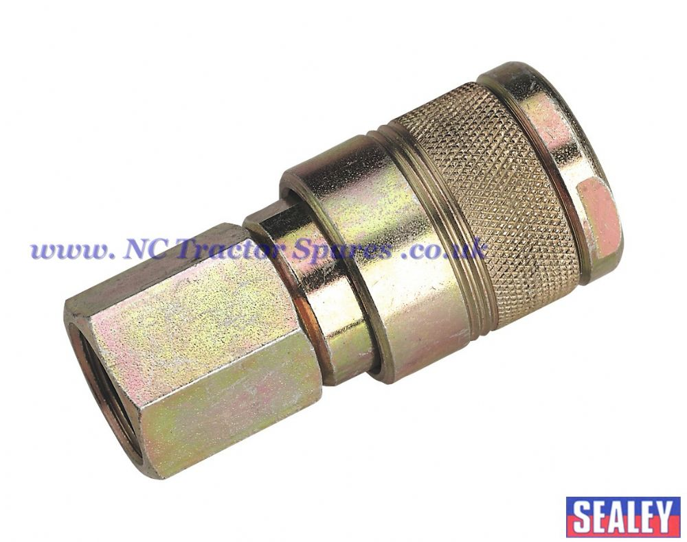 "Coupling Body Female 1/2""BSPT"